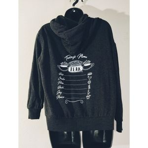 FRIENDS Hoodie Size Large